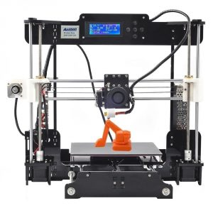 ALUNAR 3D Desktop Printer i3 Self-Assembly