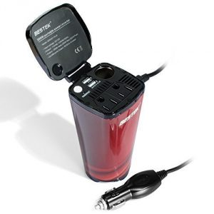 Bestek 200W Car Power Inverter.