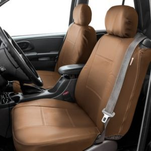 FH-PU001102 PU Leather Car Front Bucket Seat Covers
