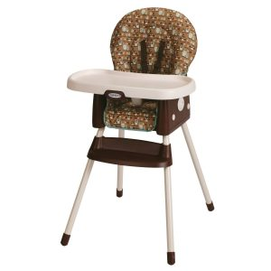 Graco SimpleSwitch Convertible High Chair and Booster
