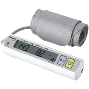 Panasonic EW3109W Portable Blood Pressure Monitor