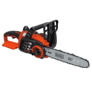 Black Decker Max 10 inch 20V LCS 1020 Chainsaw
