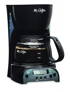 Mr. Coffee 4-Cup Coffee machine
