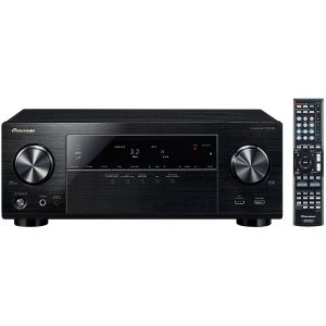 Pioneer VSX-824 5.2 Channel Network A/V Receiver (Black)