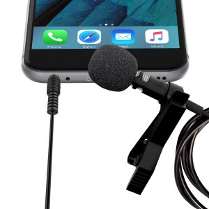 Royal Voice Lavalier Lapel Microphone