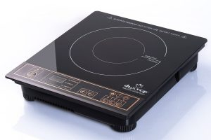 Secura 8100MC 1800W Portable Induction Cooktop Countertop Burner