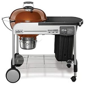 Weber Deluxe Charcoal Grill